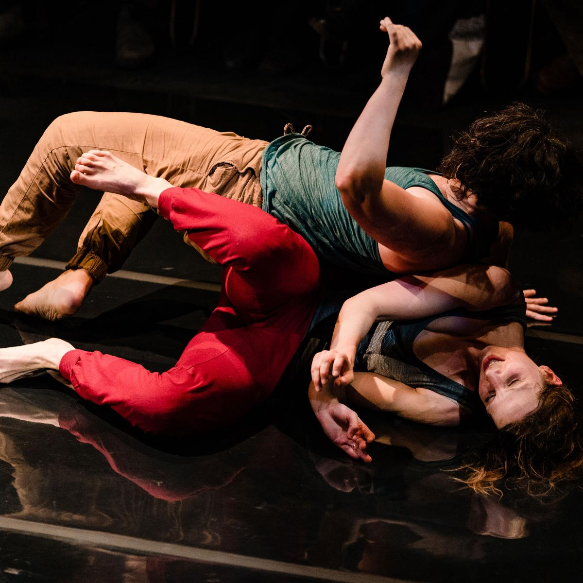 Contact Improvisation Photo